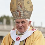 Pope Benedict XVI in 2010
