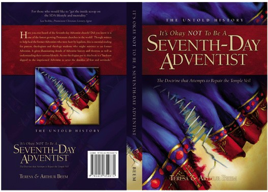 It's Ok Not To Be A Seventh-Day Adventist – book review