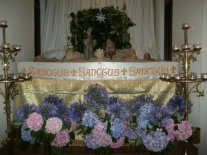Midnight Mass 2012