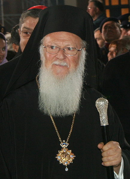 Patriarch Bartholomew I of Constantinople