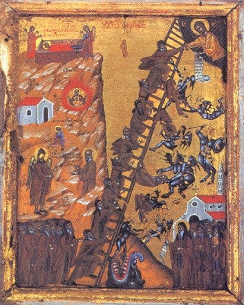 The Ladder of Paradise - St John Climacus