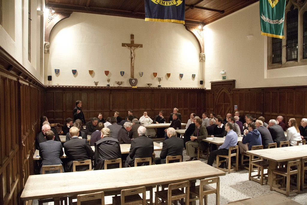 Learning the Mass, LMS training course, Ratcliffe College, 2003.