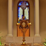 Worldwide Eucharistic adoration