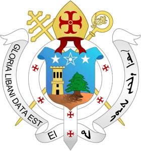 Coat of Arms of the Maronite Patriarchate