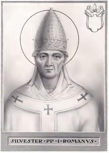 Pope St Sylvester I