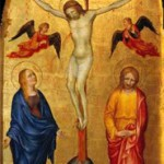 Crucifixion, from Polittico di Valle Romita