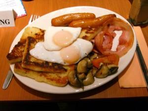 An Ulster fry