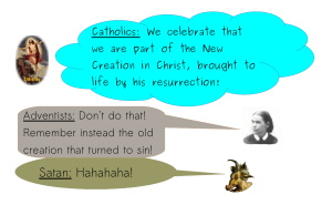 Discussion with Adventists