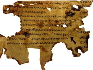 Habakkuk, Septuagint fragment