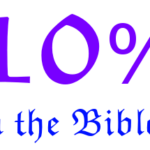 Is tithing biblical?