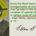 Ellen White on amalgamation