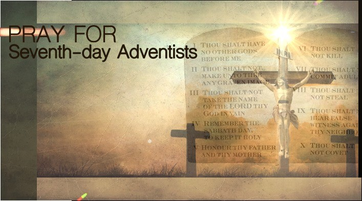 Pray for Seventh-day Adventists Facebook group