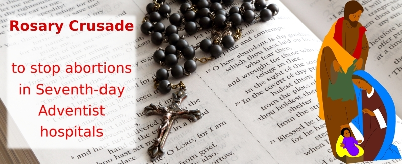 Rosary Crusade Facebook page