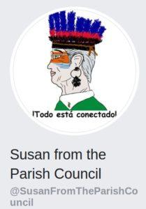 Susan from the Parish Council