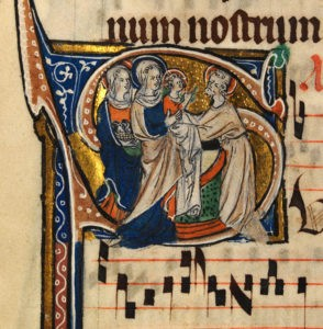 Presentation of Christ in the Temple - Sherbrooke Missal