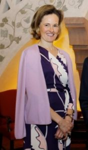 Princess Sophie, the Hereditary Princess of Liechtenstein