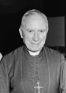 Archbishop Lefebvre in 1981 - suspended even from hearing confessions barring an emergency