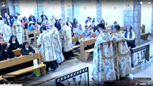 SSPX ordinations 27 June 2020 - no masks visible
