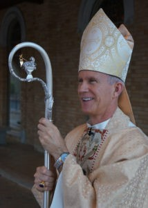 Bishop Joseph Strickland of Tyler, Texas, USA, 2013