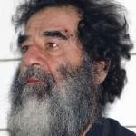 The execution of Saddam Hussein