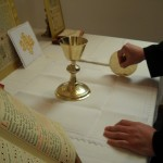 More photos from the Latin Mass training, 2013