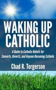Waking Up Catholic book cover
