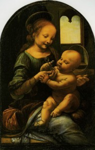 Leonardo da Vinci, Benois Madonna
