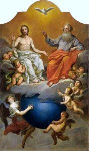 Holy Trinity by Szymon Czechowicz