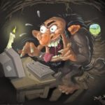 Anatomy of an Adventist troll, or troll feeding