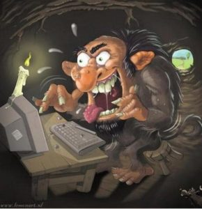 Troll, via Uncyclopedia