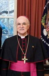 Carlo Maria Vigano in 2013