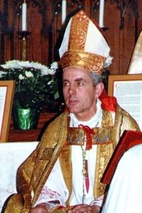 Bishop Richard Williamson, suspended
